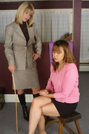 Real Spankings - Cindy Recieves Some Real Discipline - image 2