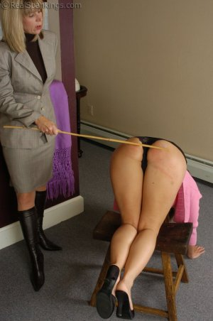 Real Spankings - Cindy Recieves Some Real Discipline - image 17