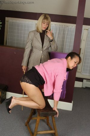 Real Spankings - Cindy Recieves Some Real Discipline - image 12