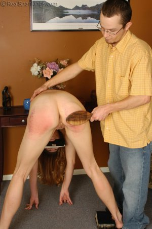 Real Spankings - Monica Is Spanked For Her Overspending - image 6