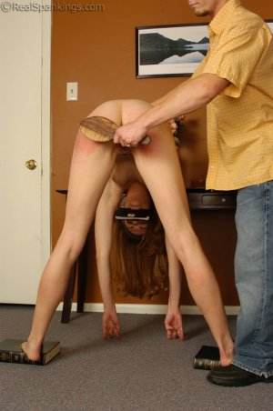 Real Spankings - Monica Is Spanked For Her Overspending - image 5