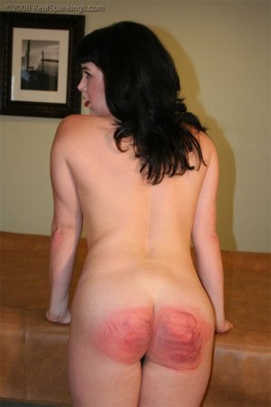 Real Spankings - Betty And The Messy Pool Table - image 1