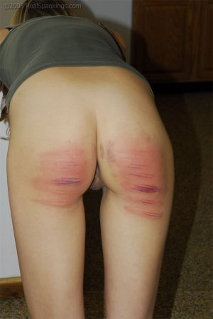 Real Spankings - The Girls Have Done Something Bad - image 3