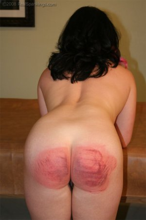 Real Spankings - Betty And The Messy Pool Table - image 6