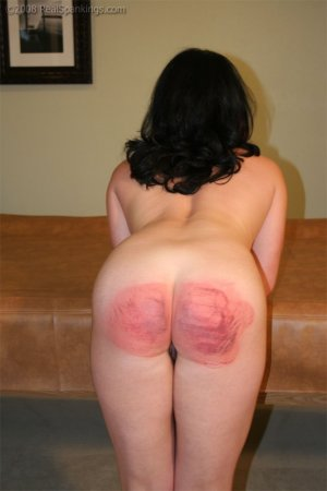 Real Spankings - Betty And The Messy Pool Table - image 9