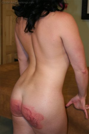 Real Spankings - Betty And The Messy Pool Table - image 2