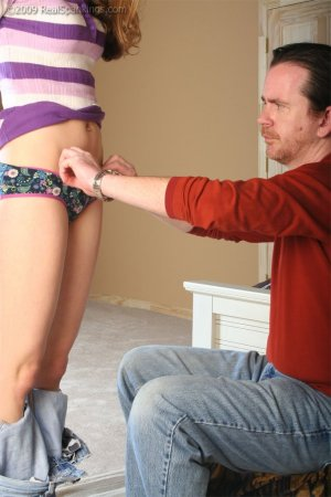 Real Spankings - Implement Series: Hair Brush - image 1