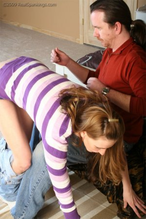 Real Spankings - Implement Series: Hair Brush - image 5