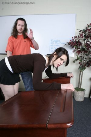 Real Spankings - Extreme School Paddling - image 12