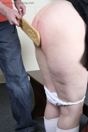 Real Spankings - Extreme School Paddling - image 9