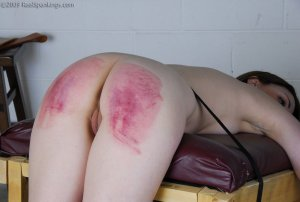 Real Spankings - Judicial Punishment: Monica Part 2 Of 3 - image 3