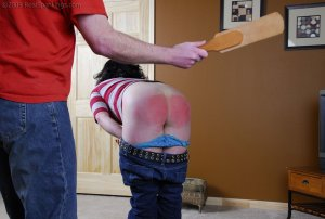 Real Spankings - Betty's Grounding Part 1 Of 2 - image 2