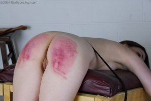 Real Spankings - Judicial Punishment: Monica Part 2 Of 3 - image 8