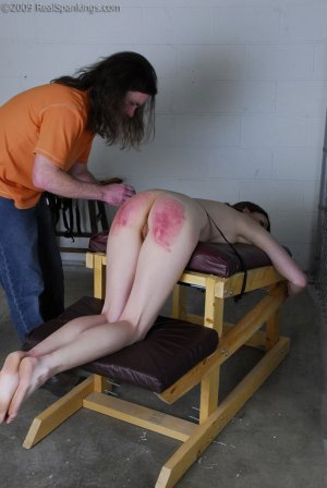 Real Spankings - Judicial Punishment: Monica Part 2 Of 3 - image 2