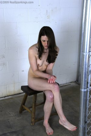 Real Spankings - Judicial Punishment: Monica Part 1 Of 3 - image 3