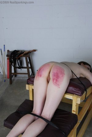 Real Spankings - Judicial Punishment: Monica Part 2 Of 3 - image 17