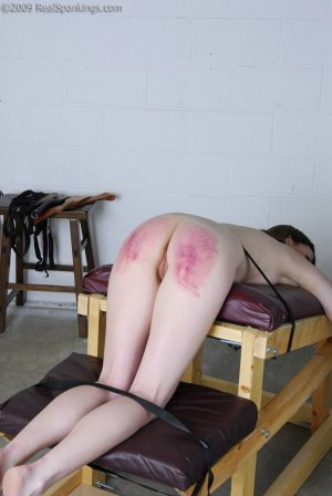 Real Spankings - Judicial Punishment: Monica Part 2 Of 3 - image 16