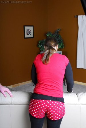 Real Spankings - Keagen Punished At Home - image 3