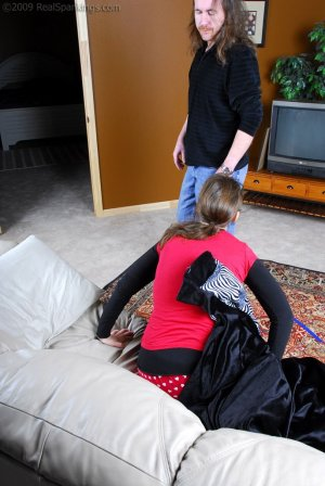Real Spankings - Keagen Punished At Home - image 2