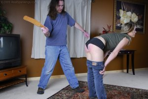 Real Spankings - Faces - Rose - image 12