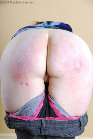 Real Spankings - A Hairbrushing For Keagen - image 5
