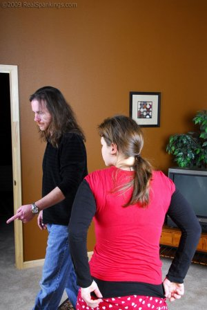 Real Spankings - Keagen Punished At Home - image 8