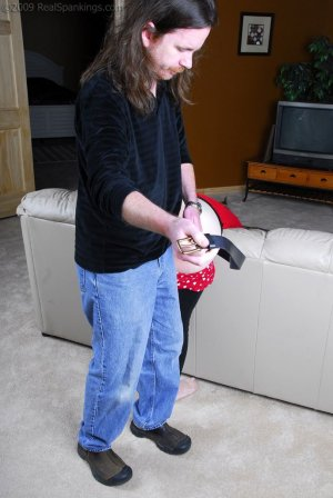 Real Spankings - Keagen Punished At Home - image 17