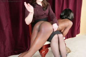 Real Spankings - New Model Chamille's Punishment Profile - image 5