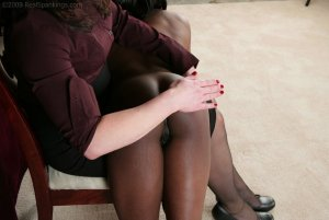 Real Spankings - New Model Chamille's Punishment Profile - image 15