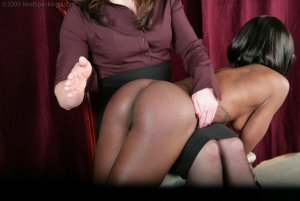 Real Spankings - New Model Chamille's Punishment Profile - image 7