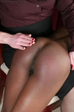 Real Spankings - New Model Chamille's Punishment Profile - image 14