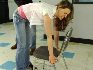 Real Spankings - Real Discipline With Michael Masterson - image 1