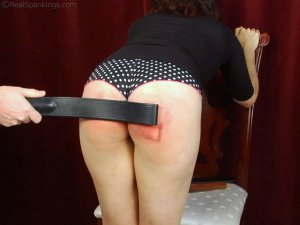 Real Spankings - Jasmine's Second Profile - image 1