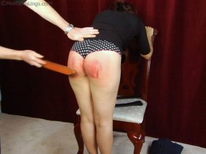 Real Spankings - Jasmine's Second Profile - image 2