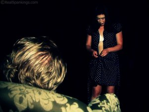 Real Spankings - Spanked For Embarrassing Danny - image 4