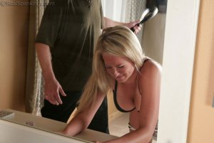 Real Spankings - Riley Is Spanked Before Girls Night Out - image 6
