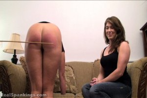 Real Spankings - Betty And Brooke School Strokes (part 2 Of 2) - image 3