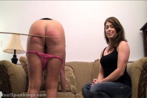Real Spankings - Betty And Brooke School Strokes (part 2 Of 2) - image 2