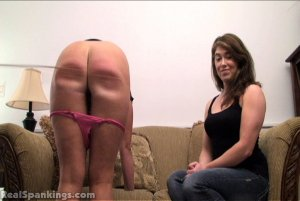 Real Spankings - Betty And Brooke School Strokes (part 2 Of 2) - image 5