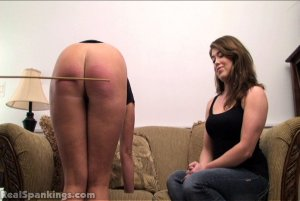 Real Spankings - Betty And Brooke School Strokes (part 2 Of 2) - image 14