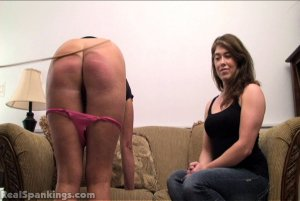 Real Spankings - Betty And Brooke School Strokes (part 2 Of 2) - image 15