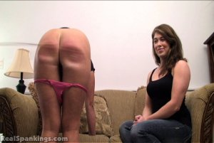 Real Spankings - Betty And Brooke School Strokes (part 2 Of 2) - image 6