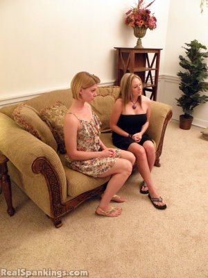 Real Spankings - Chosen Punishment (part 1: Riley) - image 11