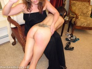 Real Spankings - Lindsay's Punishment Profile - image 7