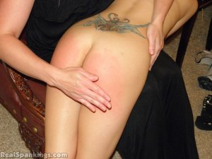 Real Spankings - Lindsay's Punishment Profile - image 18