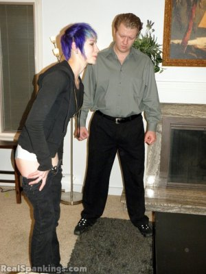 Real Spankings - Lila Spanked For Ignoring Orders - image 11