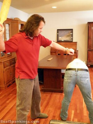 Real Spankings - Summer And Brooke Paddled (part 2 Of 2) - image 14
