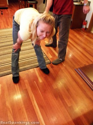 Real Spankings - Summer And Brooke Paddled (part 2 Of 2) - image 6