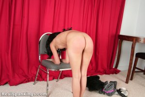 Real Spankings - Kiki's Punishment Profile - image 2