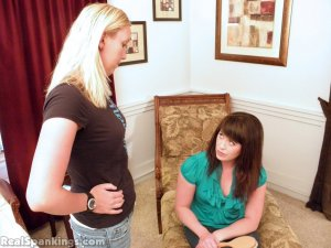 Real Spankings - Where's The Rent Brooke? - image 9